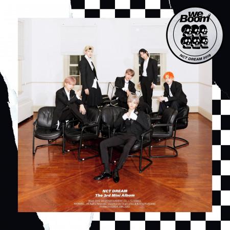 第三張迷你專輯 『We Boom』 專輯封面