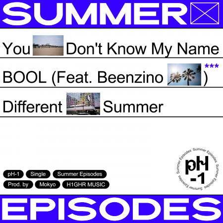 Summer Episodes 專輯封面