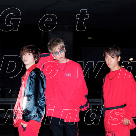 Get Down 專輯封面