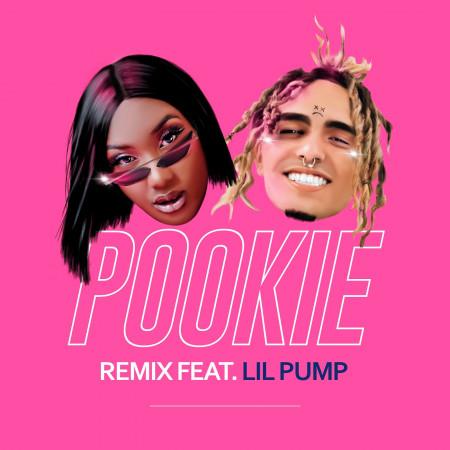 Pookie (feat. Lil Pump) (Remix) 專輯封面