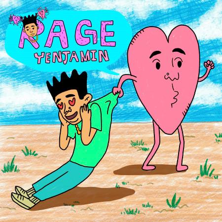RAGE 專輯封面