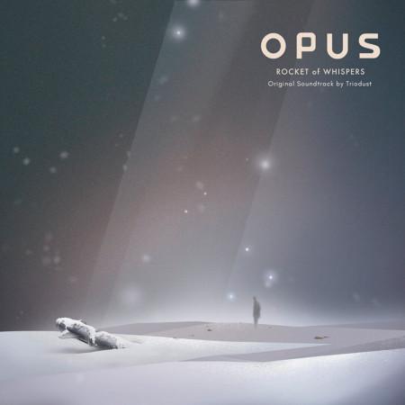 OPUS: Rocket of Whispers (Original Soundtrack) 專輯封面