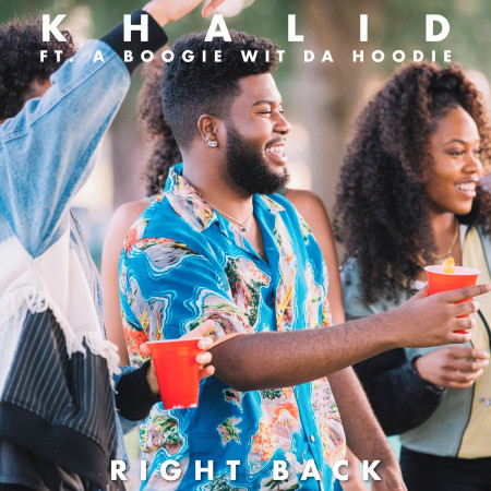 Right Back (feat. A Boogie Wit Da Hoodie) 專輯封面