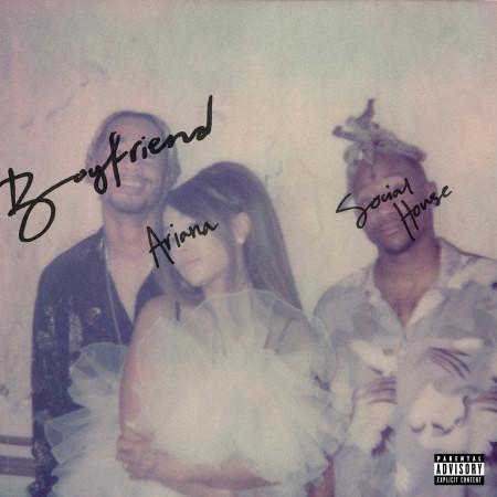 boyfriend 專輯封面