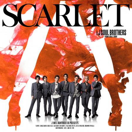 SCARLET feat. Afrojack 專輯封面