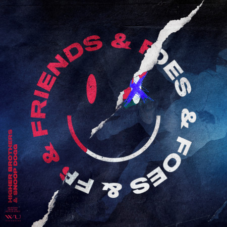 Friends & Foes (feat. Snoop Dogg) 專輯封面