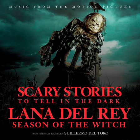 """Season Of The Witch (From The Motion Picture """"Scary Stories To Tell In The Dark"""") 專輯封面"""