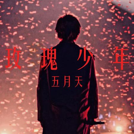 玫瑰少年 專輯封面