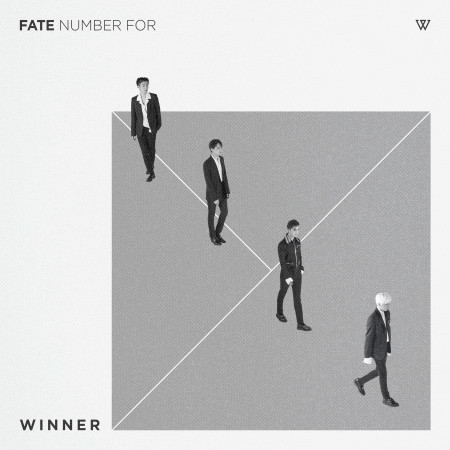 FATE NUMBER FOR 專輯封面