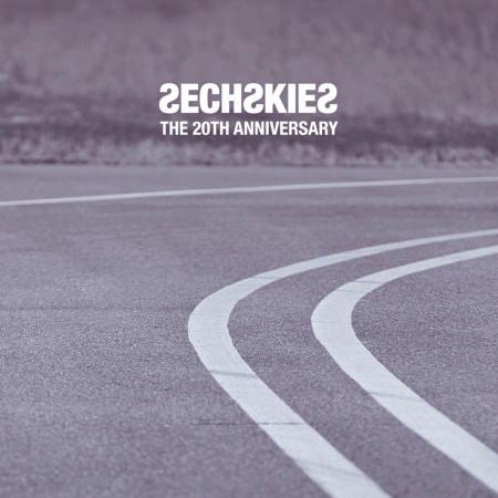 THE 20TH ANNIVERSARY 專輯封面