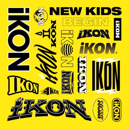 NEW KIDS : BEGIN 專輯封面