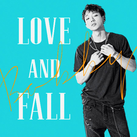 LOVE AND FALL 專輯封面