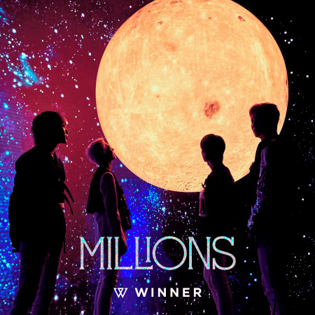 MILLIONS 專輯封面