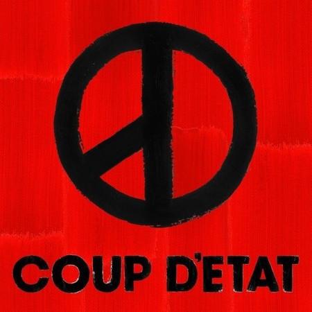 COUP D'ETAT 專輯封面
