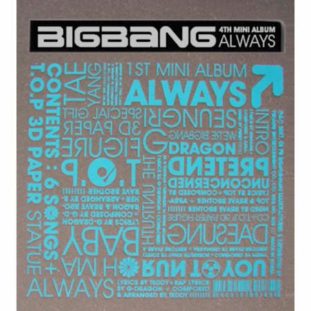 Always - 1st Mini Album 專輯封面