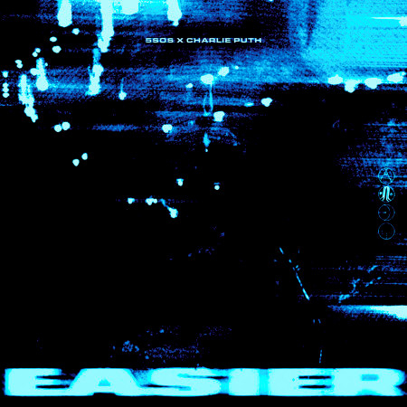 Easier – Remix (with Charlie Puth) 專輯封面