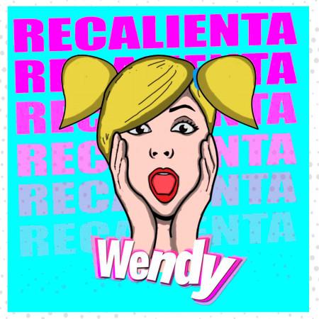 Recalienta 專輯封面