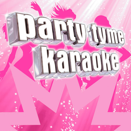 Party Tyme Karaoke - Variety Female Hits 1 專輯封面