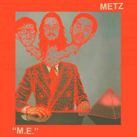 M.E. 專輯封面