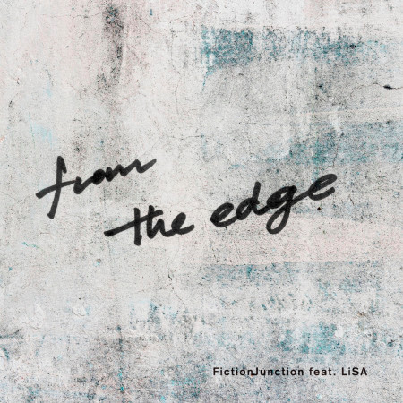 From the Edge (feat. LiSA) 專輯封面