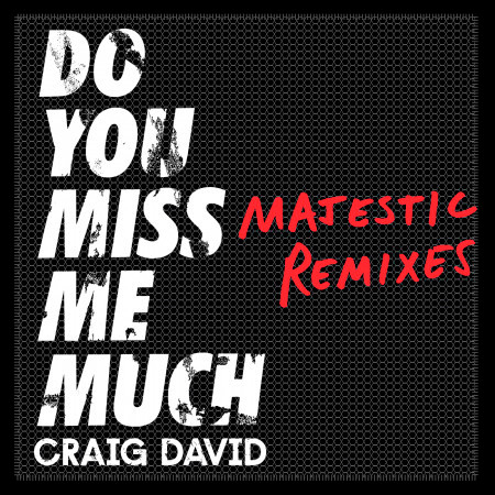 Do You Miss Me Much (Majestic Remixes) 專輯封面