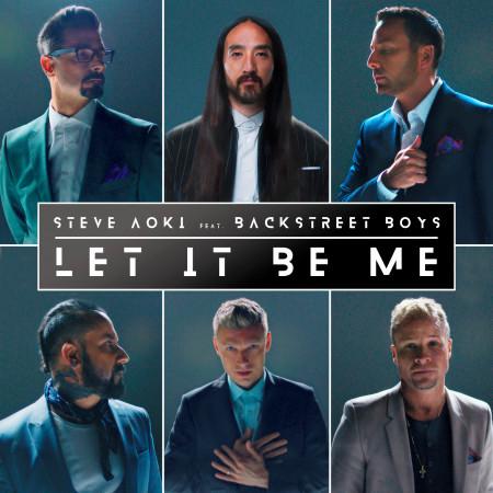 Let It Be Me 專輯封面