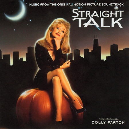 Straight Talk (Music from the Original Motion Picture Soundtrack) 專輯封面