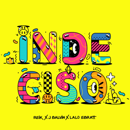 Indeciso 專輯封面