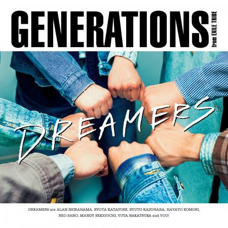 DREAMERS 專輯封面