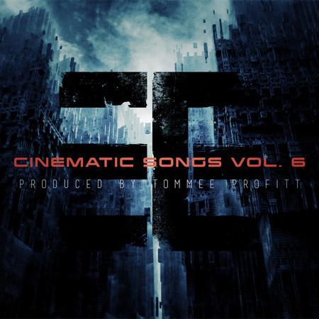 Cinematic Songs (Vol. 6) 專輯封面