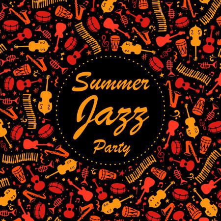 夏日爵士派對:Summer Jazz Party 專輯封面