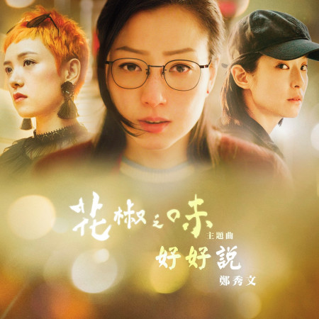 好好說 (電影《花椒之味》主題曲) (國) 專輯封面