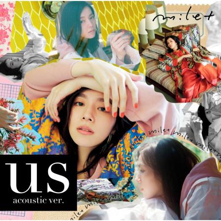 us (Acoustic Version) 專輯封面