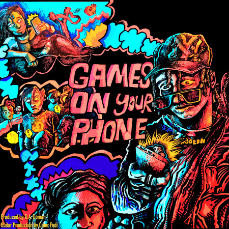 Games On Your Phone 專輯封面