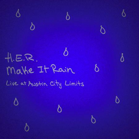 Make It Rain - Live at Austin City Limits 專輯封面
