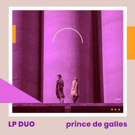 Prince de Galles 專輯封面