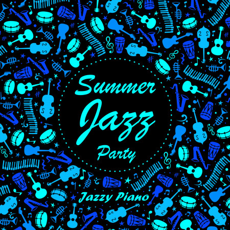 夏日爵士派對:鋼琴篇 專輯封面