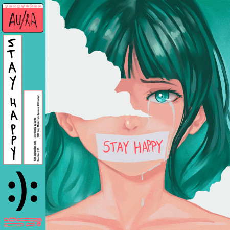 Stay Happy 專輯封面