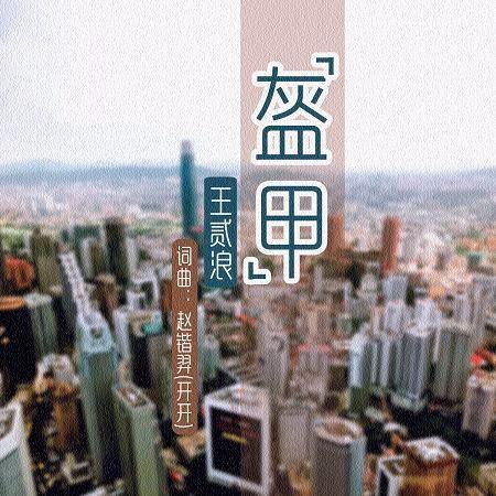 盔甲 專輯封面