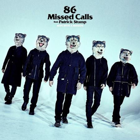86 Missed Calls (feat. Patrick Stump) 專輯封面