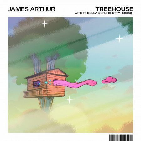 Treehouse (feat. Ty Dolla $ign & Shotty Horroh) 專輯封面