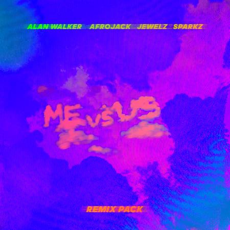 Me vs. Us (Remixes) 專輯封面
