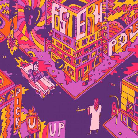 Pick U Up 專輯封面