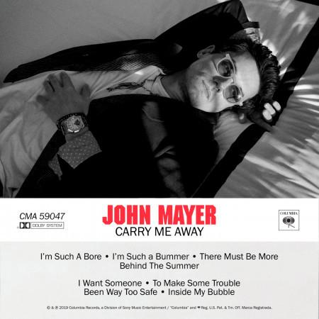 Carry Me Away 專輯封面