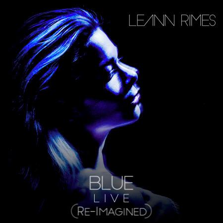 Blue (Re-Imagined) (Live) 專輯封面