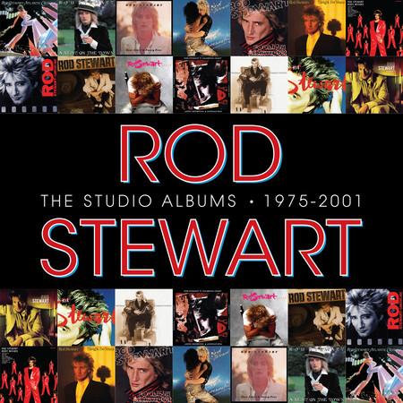 The Studio Albums 1975 - 2001 專輯封面
