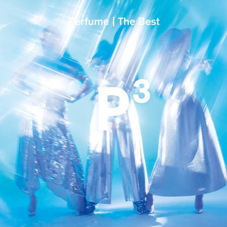 "Perfume The Best ""P Cubed"" 專輯封面"