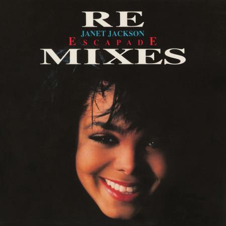 Escapade: The Remixes (Pt. 2) 專輯封面