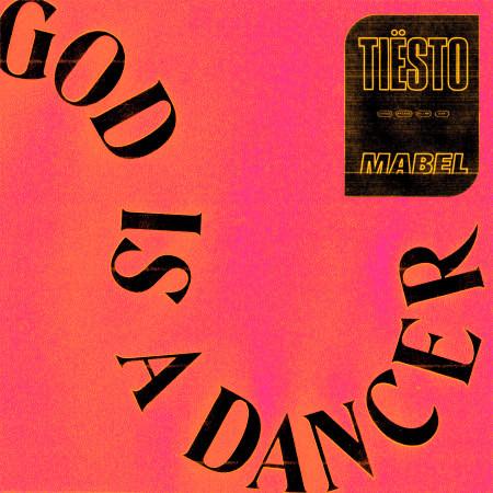 God Is A Dancer 專輯封面