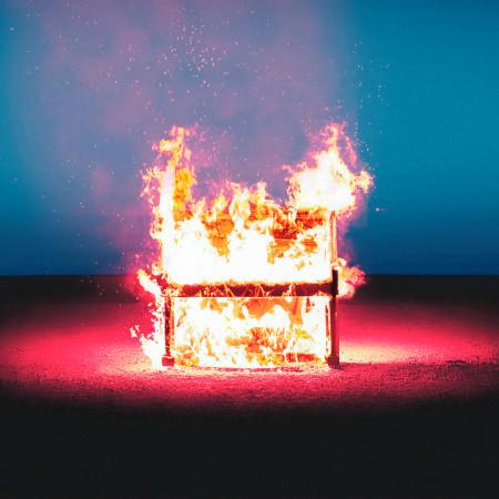 Down In Flames 專輯封面